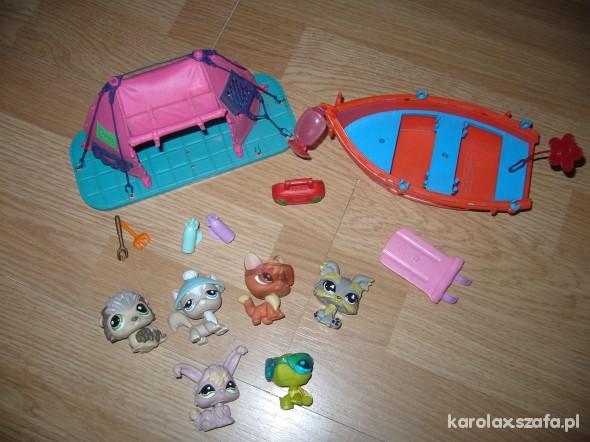 Zabawki Wakacje
