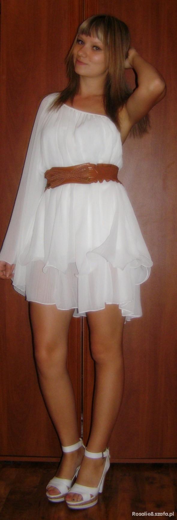 Wieczorowe Sukienka bluzka