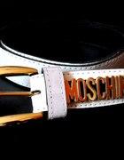 Moschino Biały