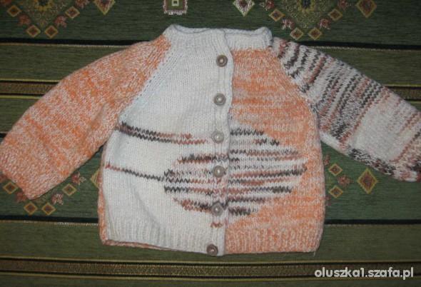 Sweterek dla malucha