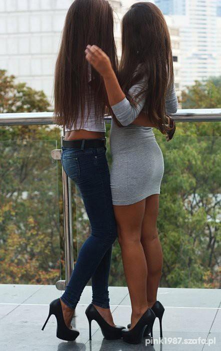 legginsy and mini