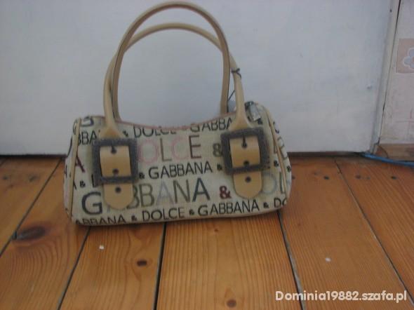 2fc76dd70dfc0 mała torebka Dolce Gabbana w Torebki na co dzień - Szafa.pl