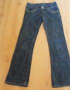 Świetne szare jeansy