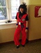 Dragon Ball strój Goku