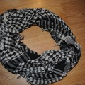 afaratka czarno biala