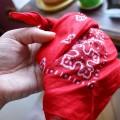 Czerwona bandama