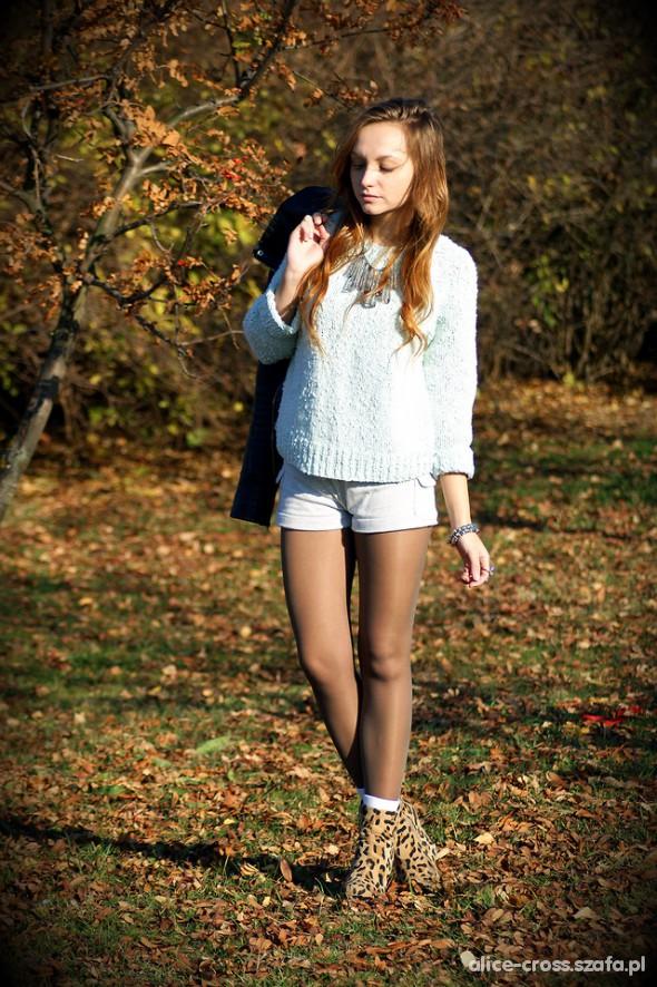 Mój styl jesienny spacer