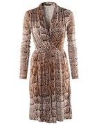 Sukienka wężowa H&M
