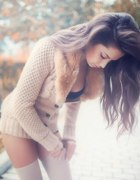 Świetny sweterek