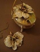 Orchidea ręcznie formowana porcelana...