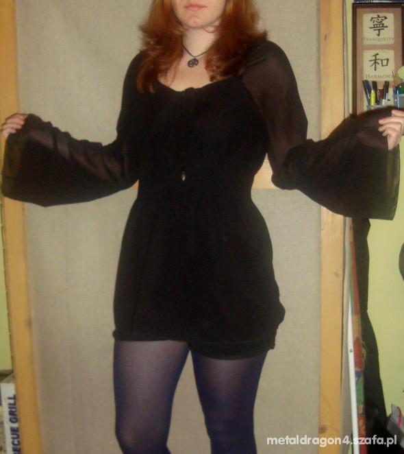 Mój styl Stylizacja goth