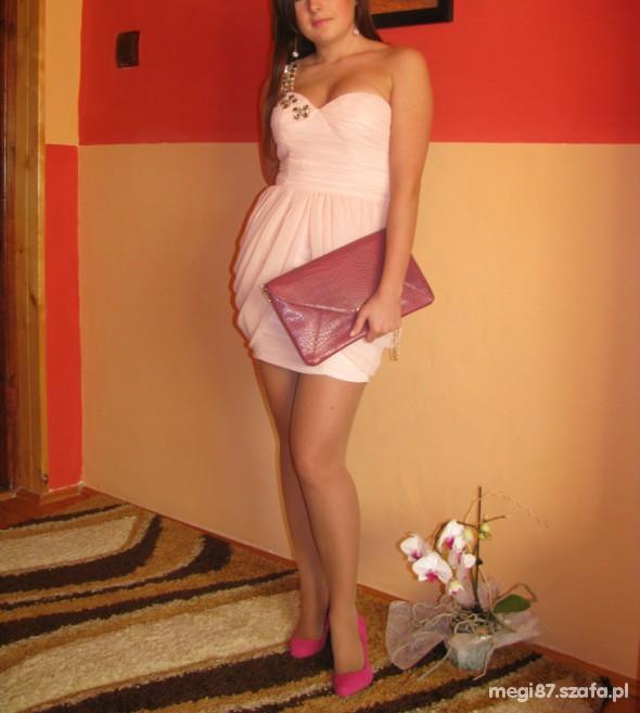 Na specjalne okazje Sukienka Lipsy