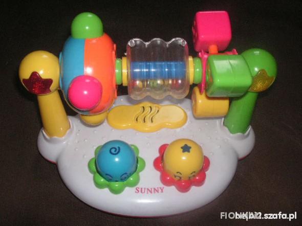 Zabawki DŹWIĘKOWA ZABAWKA SUNNY ŚWIATEŁKA