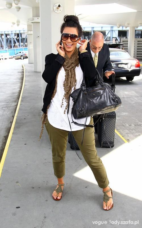 Mój styl Kim Kardashian style