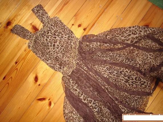 Suknie i sukienki pantera pantera