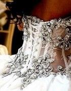 Gorset ślubny