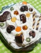 lustereczko czekoladowe ciasteczka...