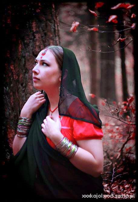 Mój styl Stylizacja Bollywood na sesję zdjęciową