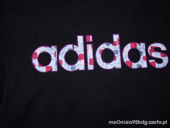 T-shirt bluzka adidas S