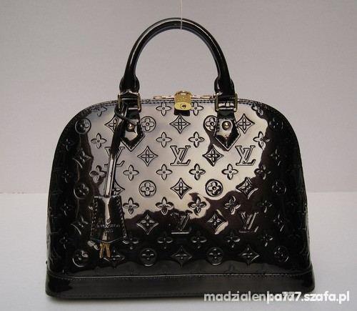 Louis Vuitton ALMA black