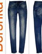 bershka rurki jeans...