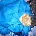 Nowa niebieska apaszka