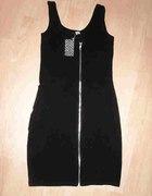 H&M zip dress