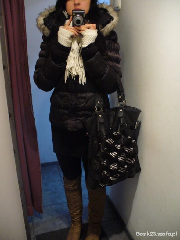 Do pracy zima