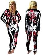 Szkieletorowa piżamka