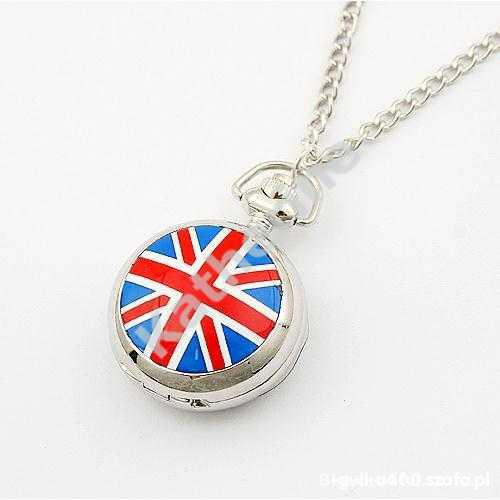 Flaga Wielkiej Brytanii Zegarek...