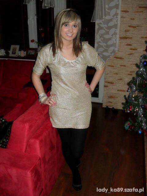 Na specjalne okazje Sylwestrowa sukienka
