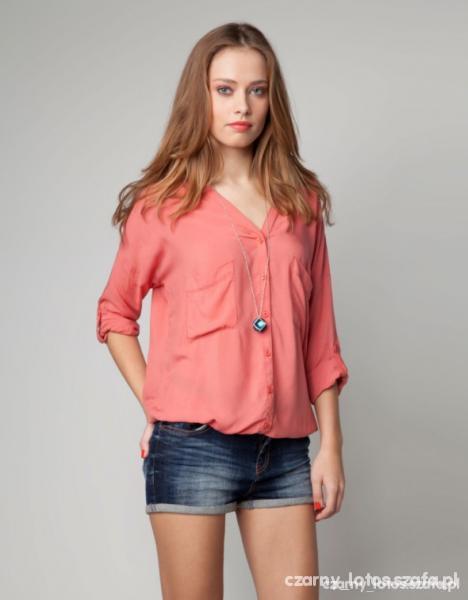 Koszule bershka koszula