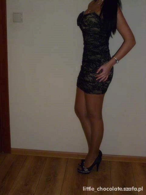 Sukienka Koronkowa Tally Weijl