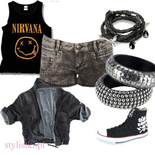 Mój styl grunge
