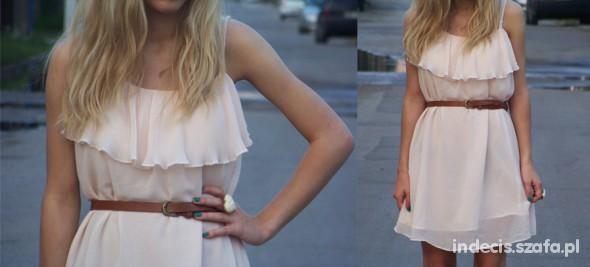 Eleganckie sukienkowe love
