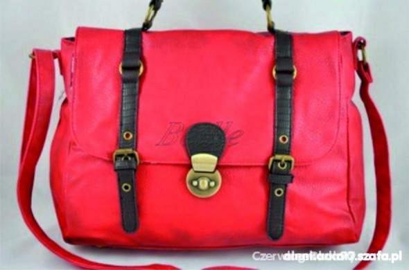 torba czerwona