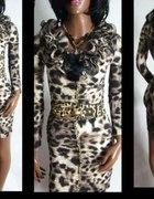 panterka sukienka