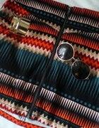 Indiańska spódnica spódniczka etno aztec hippie