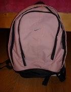 Plecak różowy nike...