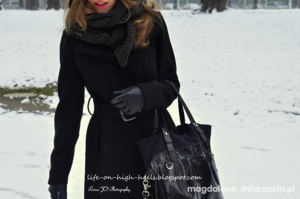 Eleganckie zimowo