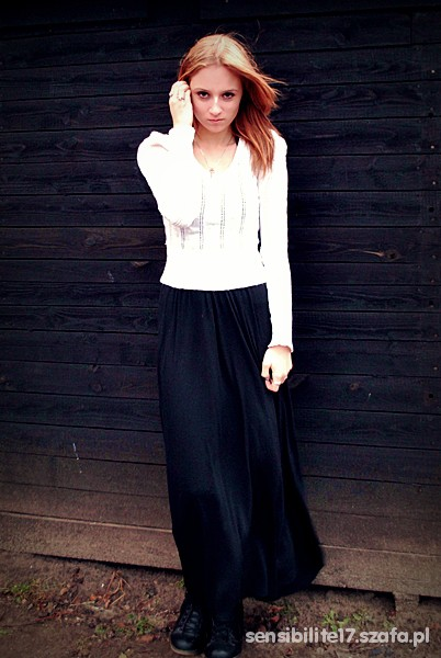 Mój styl Długa suknia II