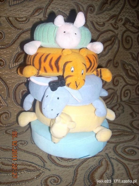 Zabawki Miękka Piramida Disneya