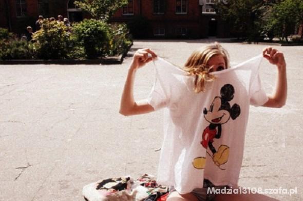 Ubrania T Shirt Mickey Mouse