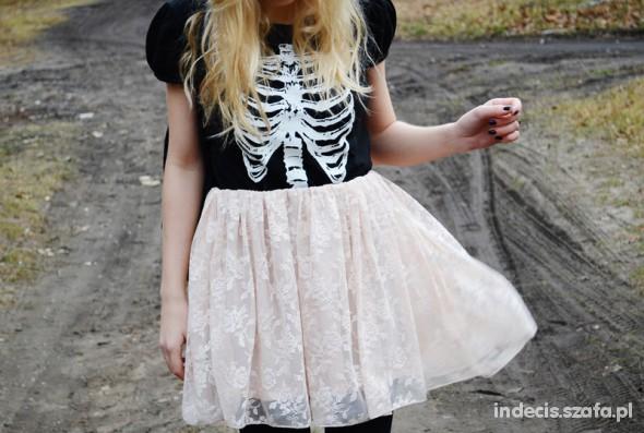 Mój styl skirt