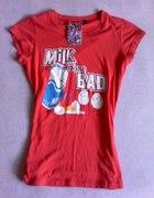 Milk gone bad Śmieszny tshirt na lato...