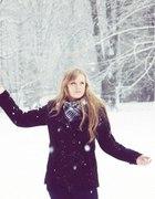 Kreacja zimowa...