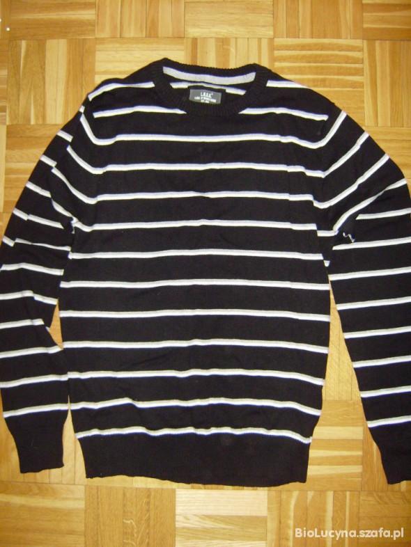 Sweter w paski LOGG by H&M