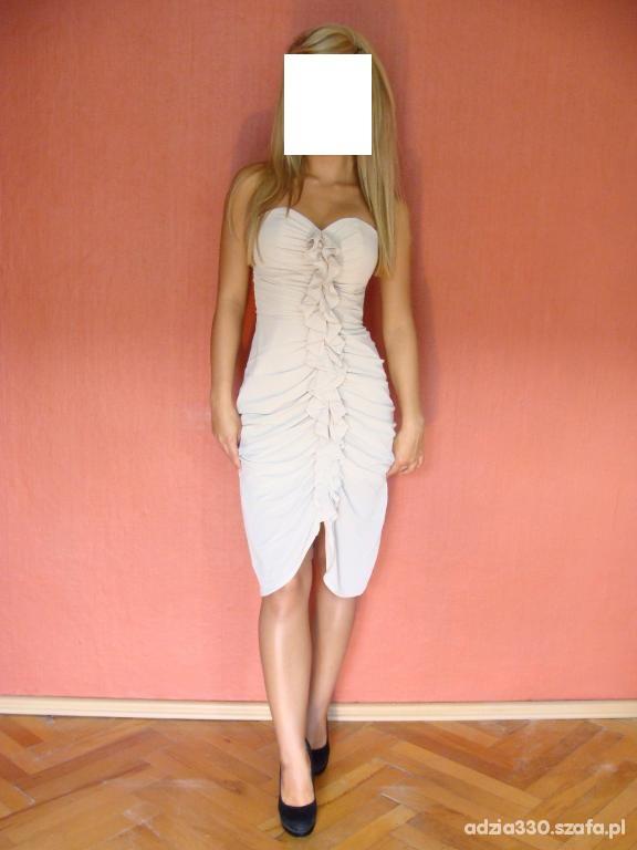 d936ad0236 sukienka HM BY NIGHT NOWA w Suknie i sukienki - Szafa.pl