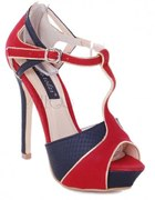 Moje Ely Red Pumps