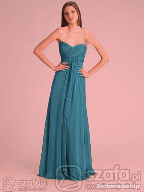 Suknia jak niebo